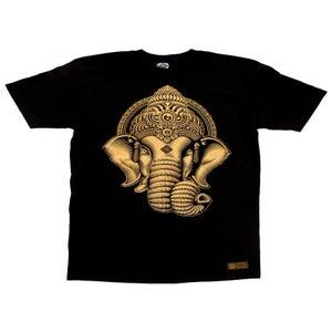 Image of GANESHA T-Shirt | Gold Series