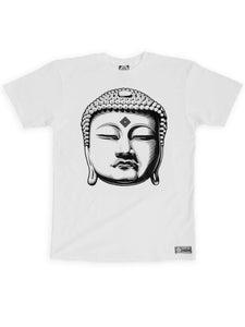 Image of BUDDHA T-Shirt   White