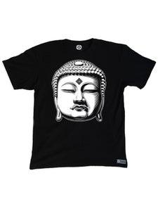 Image of BUDDHA T-Shirt   Black