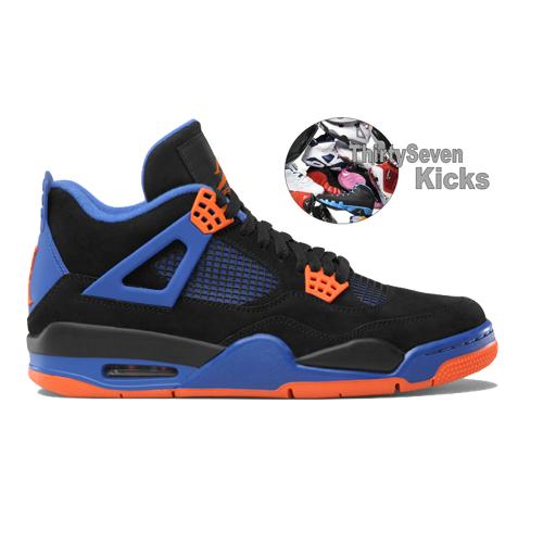 "Image of Jordan Retro 4 ""Cavs"""