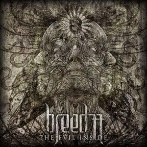Image of The Evil Inside  CD Album