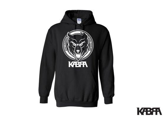 Image of Kabra Wolf Hoodie