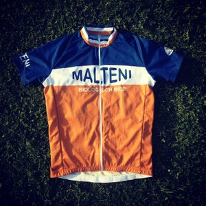 Image of Malteni Coolmax short sleeves jersey