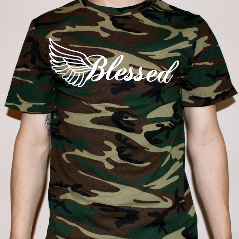 Image of Camo 33 T-Shirt