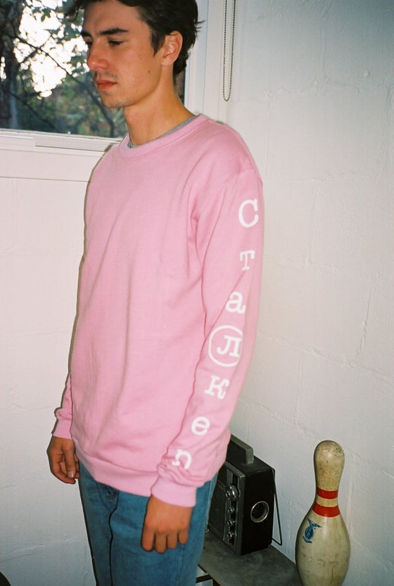 Image of All Jet Sweat (Pink)