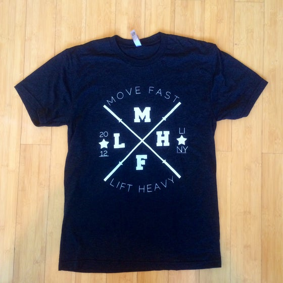 Image of Crossbars Men's Tee
