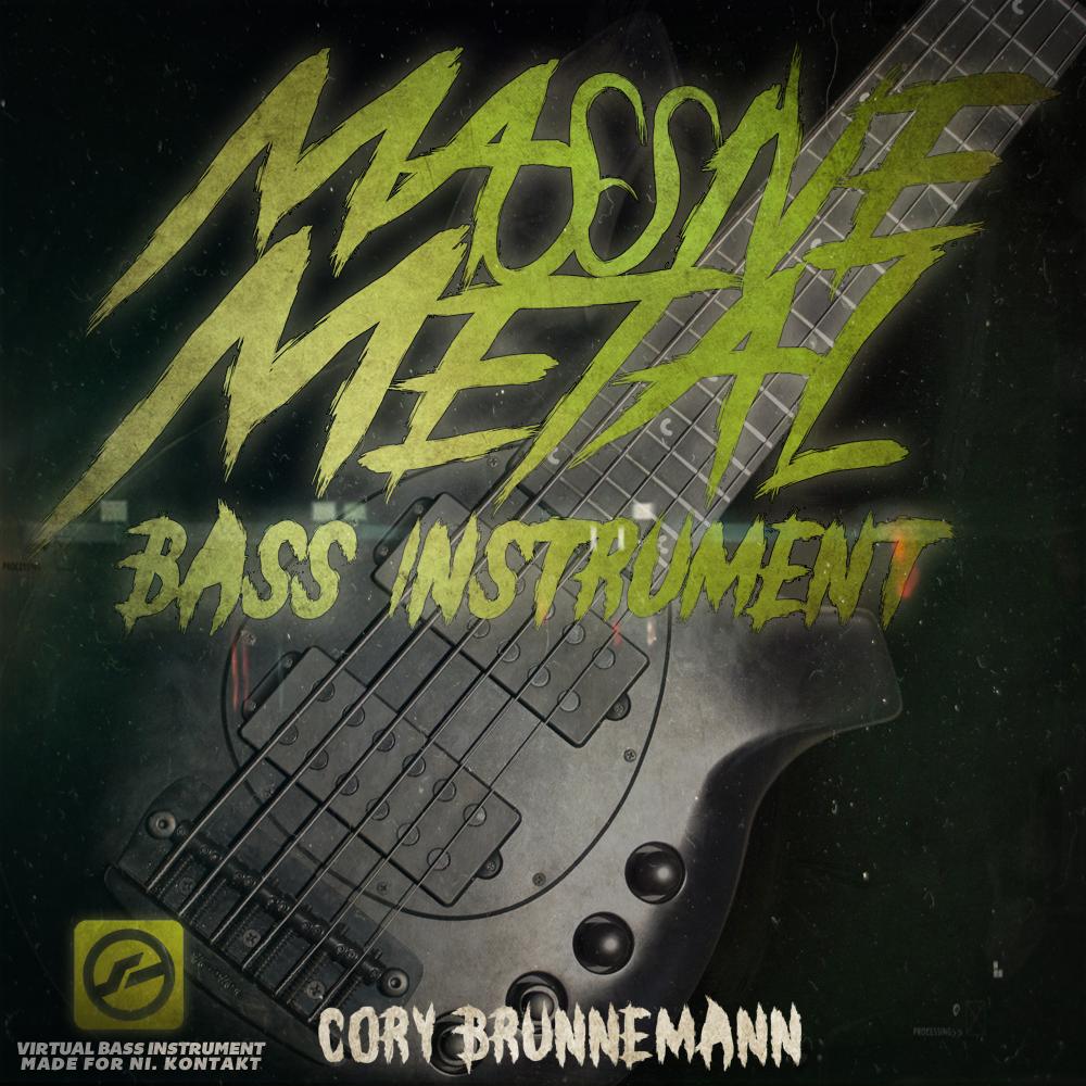 Image of MASSIVE METAL BASS