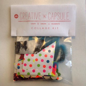 Image of The Creative Capsule Collage Kit