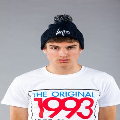 Image of HYPE. NAVY BOBBLE