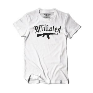Image of The Affiliated Tee (White)