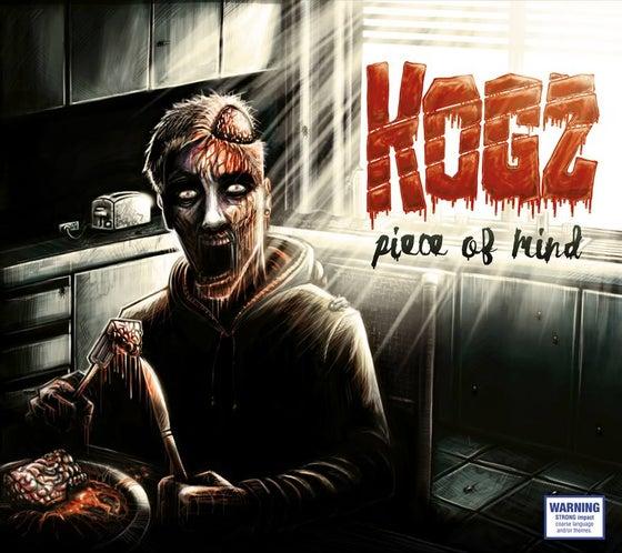 Image of Kogz - Piece Of Mind LP