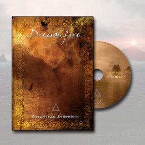 Image of Dreamfire - Atlantean Symphony - 2014 version with 2 bonus tracks