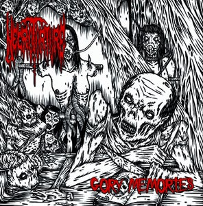 "Image of Necrotorture ""Gory Memories"" MCD"