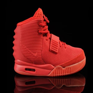 Image of Nike Red October Yeezy
