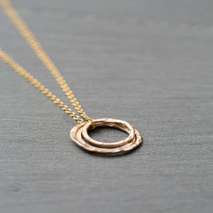 Image of Ana gold necklace