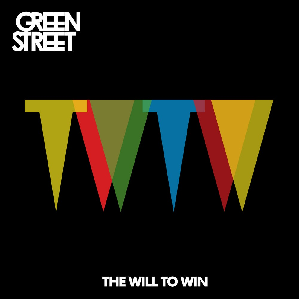 Image of The Will To Win Physical CD (Signed + Numbered by Green Street)