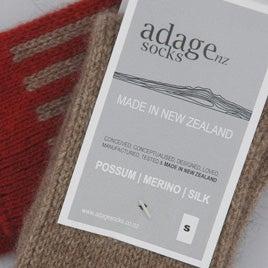 Image of Possum Sock Set - 2 pairs -
