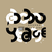 """Image of ADORNO """"Year One"""" Limited Edition CD"""