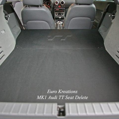 Audi Mk1 Tt Rear Seat Delete Euro Kreations