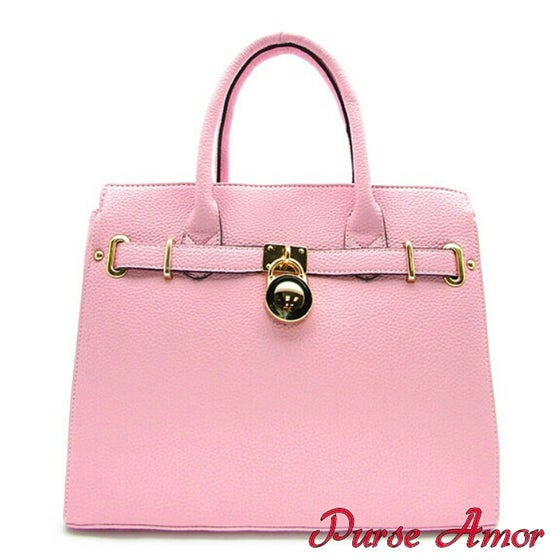 "Image of ""Sweeter Love"" Decor Lock Tote"
