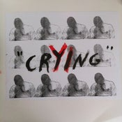 Image of 'Crying' LP (2014)