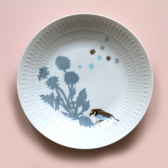 Image of Bird - Platter