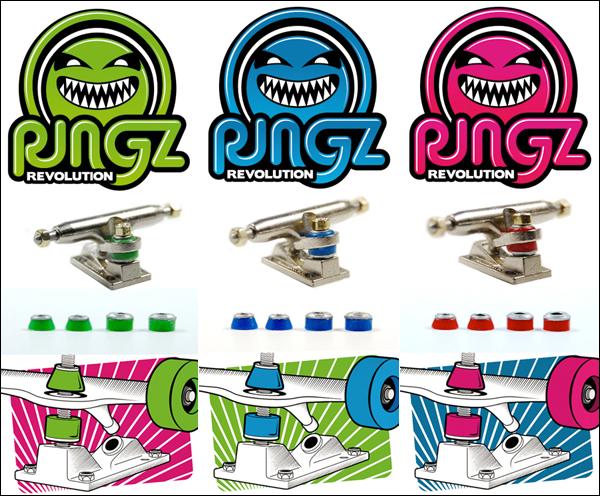 Image of O-Ringz Bushings