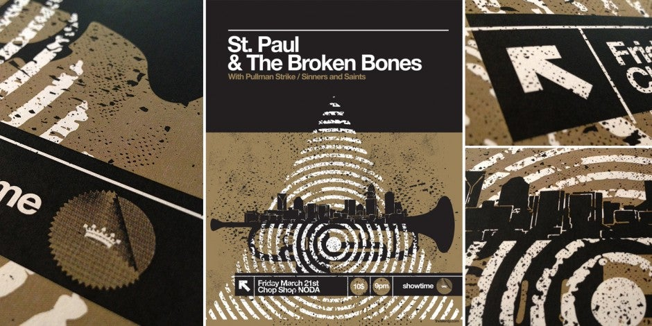 Image of St. Paul & The Broken Bones - Charlotte, NC