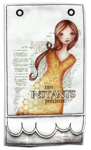 Image of Mini-album Dame de Kit - Les Poupettes - Instants Précieux