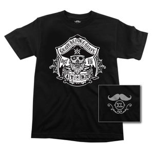 Image of GRAVE BEFORE SHAVE BAY RUM SHIRT