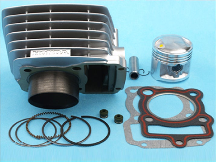 Cafe Racer Honda Cg125 250 Barrel Cylinder Piston Kit Set