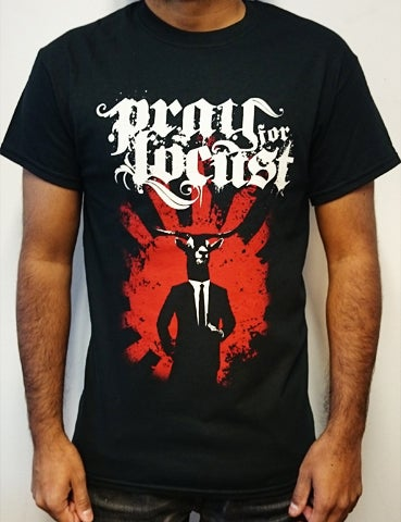 Image of GOATMAN TEE BLACK