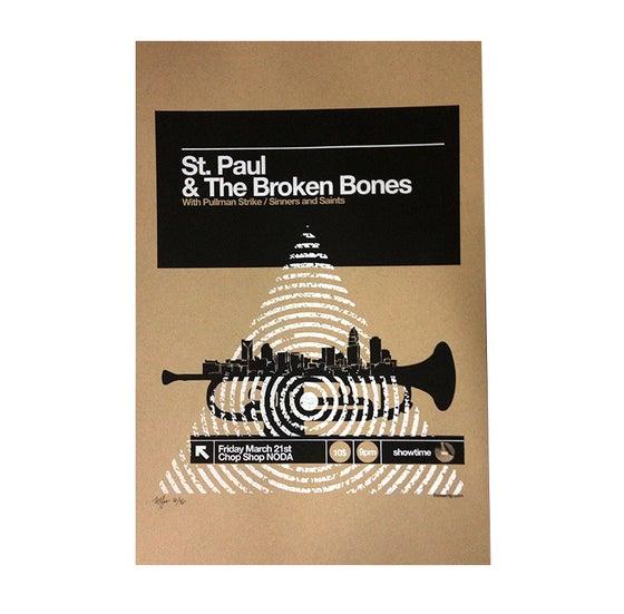 Image of St. Paul & The Broken Bones - Charlotte, NC