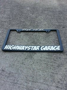Image of HighwayStar License Plate Frames
