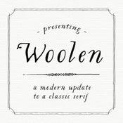Image of Woolen Font