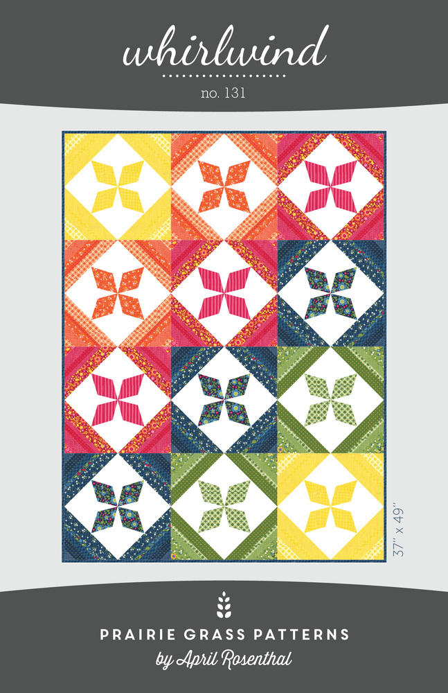 Image of Whirlwind: Quilting Pattern #131