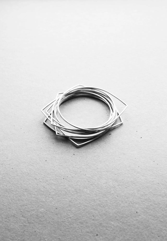 Image of Drop Bracelet + Ring