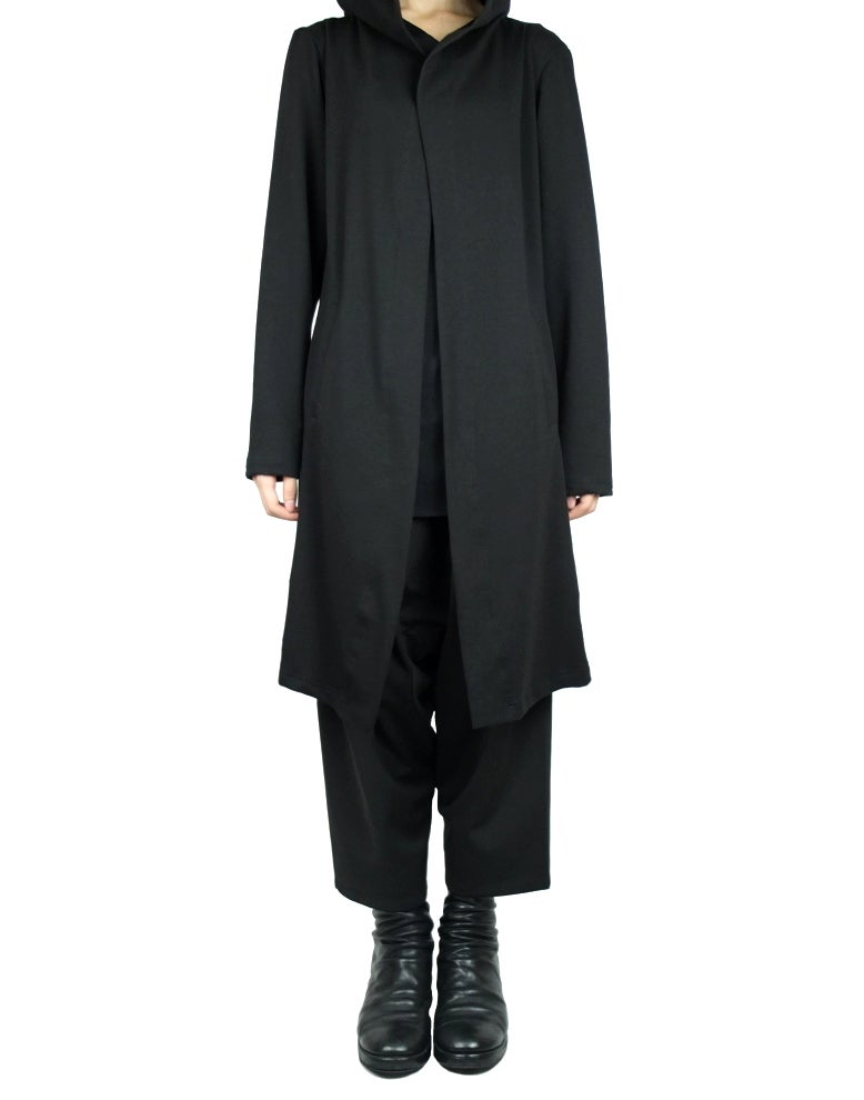 Image of Oversize Hooded Jacket