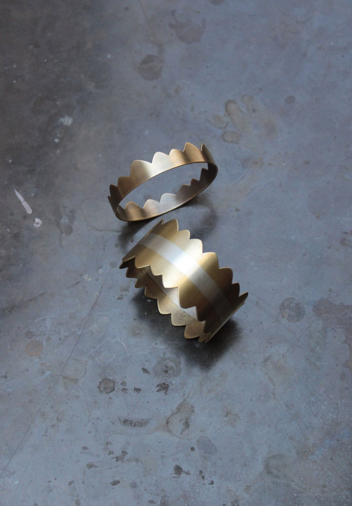 Image of Waved Bracelets