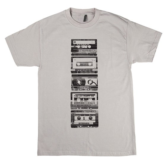Image of Cassette Tapes Row