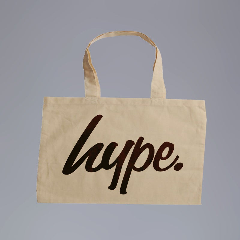 Image of HYPE.TOTE BAG