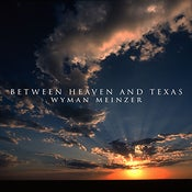 """Image of DVD and Book - """"Between Heaven & Texas"""""""