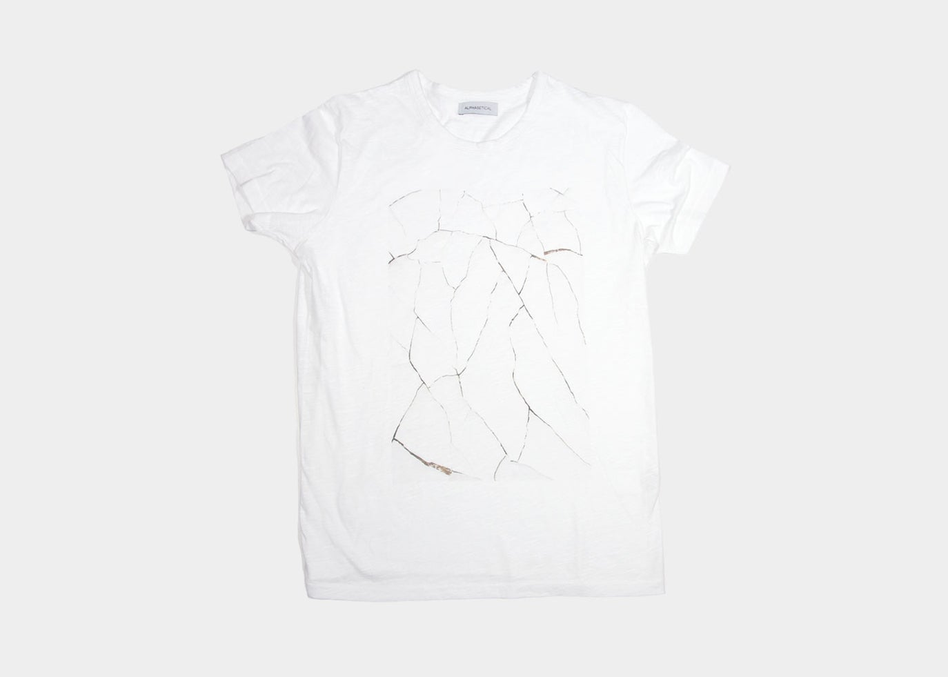 Image of Crackled Tee