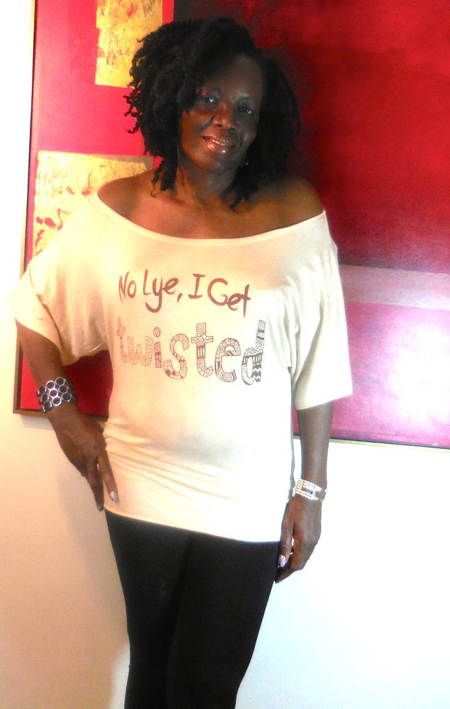 Image of No Lye I get Twisted