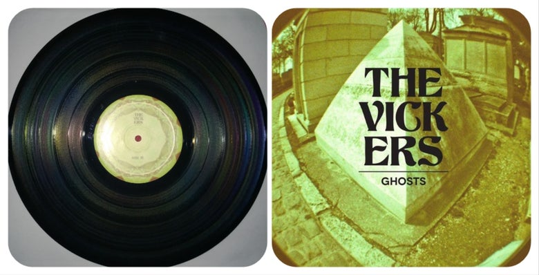 "Image of Ghosts - Vinyl 12"""
