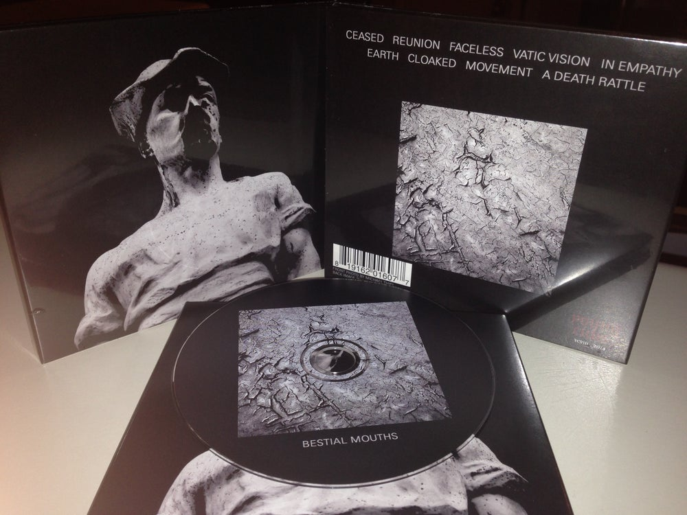 "Image of BESTIAL MOUTHS ""S/T"" YC08 (Compact Disc)"