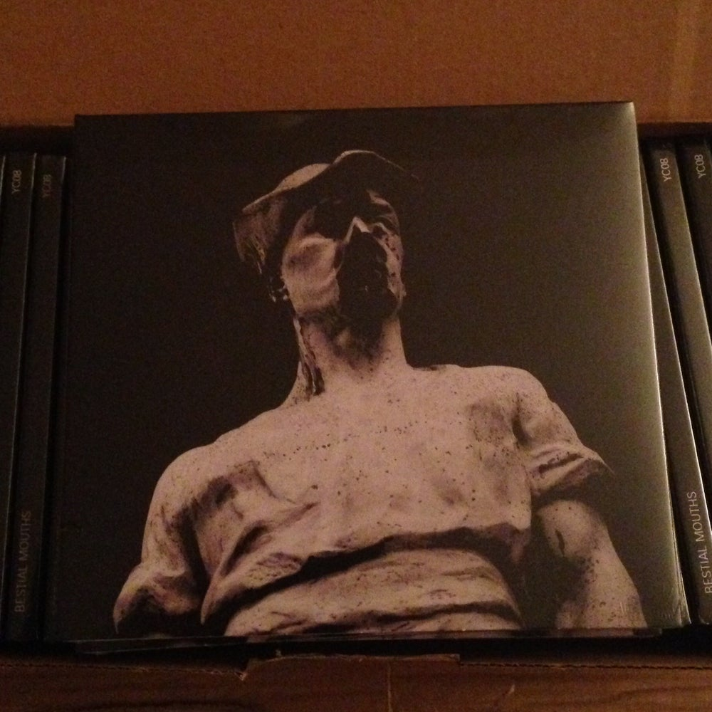 """Image of BESTIAL MOUTHS """"S/T"""" YC08 (Compact Disc)"""
