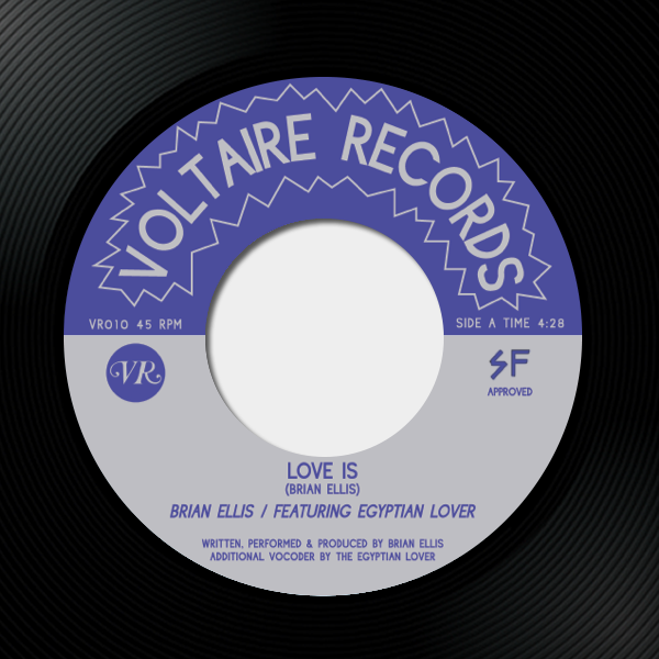 Image of Brian Ellis 7""