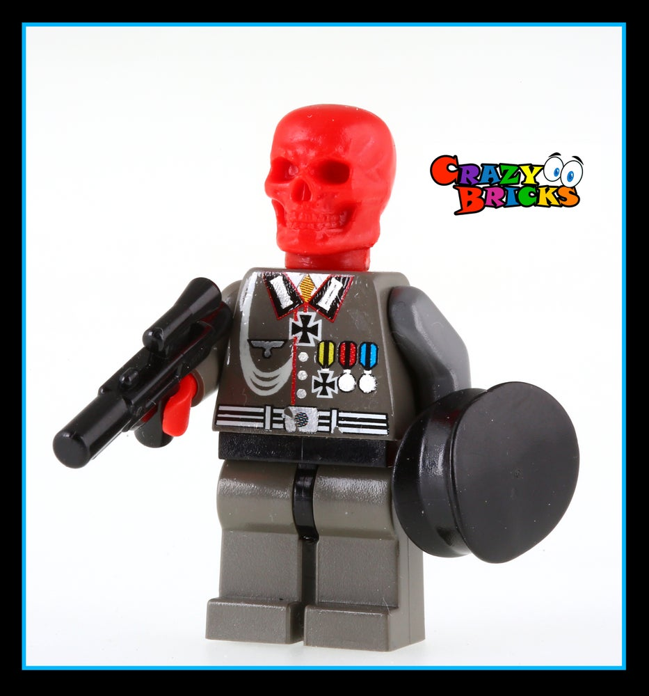 Image of RED Skull - ON SALE!