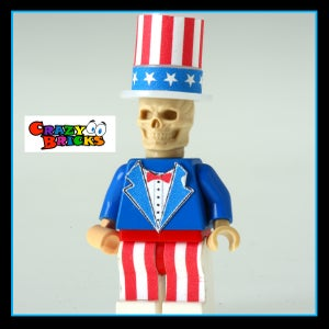 Image of TAN Skull - ON SALE!